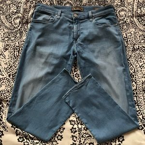 34 Heritage Courage blue straight leg jeans 36/34